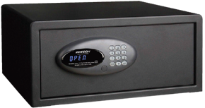 Guest Room Safes by innTECH
