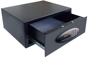Sliding Drawer Safe by innTECH