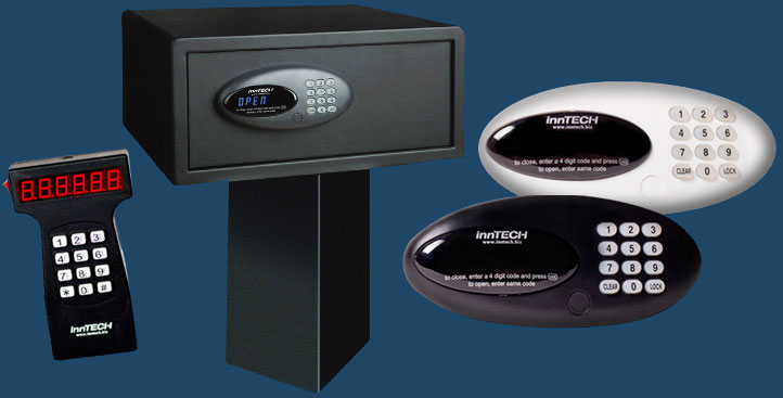 In-room Safes Optional Features