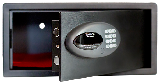 In-Room Safes by innTECH